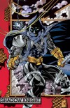 Coloring by Gary Scott Beatty. Shadow Knight is copyright Omega7.